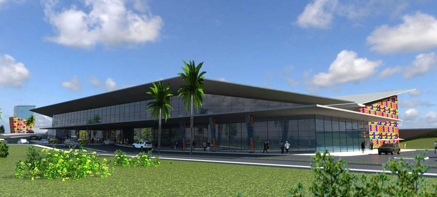 What Is The Air Force >> New Kumasi International Terminal - Contracta Engenharia